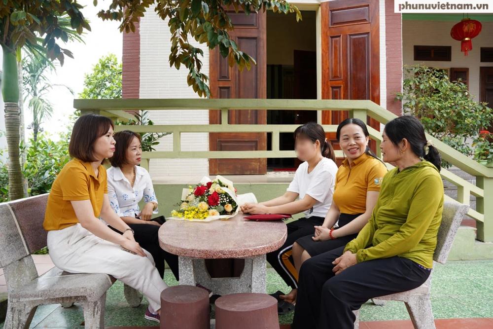 82 phụ nữ di cư hồi hương ở Hải Phòng được tư vấn, hỗ trợ