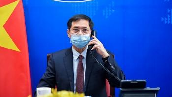 Việt Nam luôn coi trọng thúc đẩy và làm sâu sắc quan hệ Đối tác chiến lược với Đức