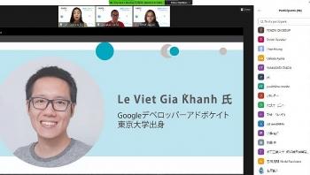 Chuyên gia Việt truyền cảm hứng cho gần 100 sinh viên công nghệ Nhật Bản