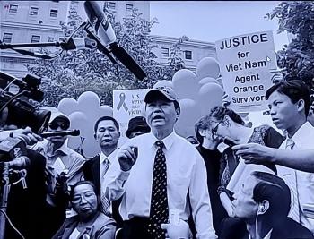 Tôi vẫn tin công lý sẽ đến với nạn nhân chất độc da cam Việt Nam
