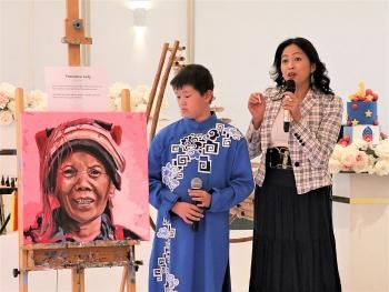 VAA: quyên góp hơn 100 triệu giúp trẻ em khó khăn và phụ nữ là nạn nhân buôn bán người