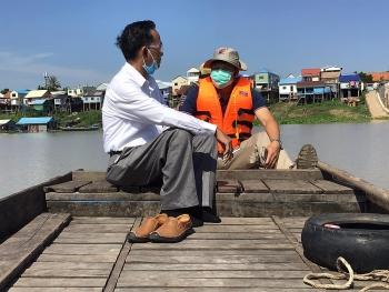 Bà con gốc Việt tại Campuchia khu vực di dời cần tuân thủ luật pháp, tính toán các phương án hợp lý