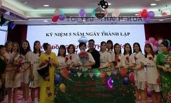 Ra mắt đội bóng đá nữ Thanh Hoá tại Macau (Trung Quốc) nhân 5 năm thành lập