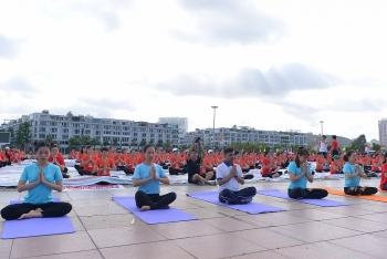 Ấn Độ tổ chức Ngày Quốc tế Yoga tại Việt Nam bằng hình thức trực tuyến