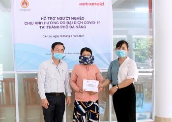 New Zealand hỗ trợ tiền mặt cho 355 người có hoàn cảnh khó khăn do Covid-19 tại Huế, Đà Nẵng