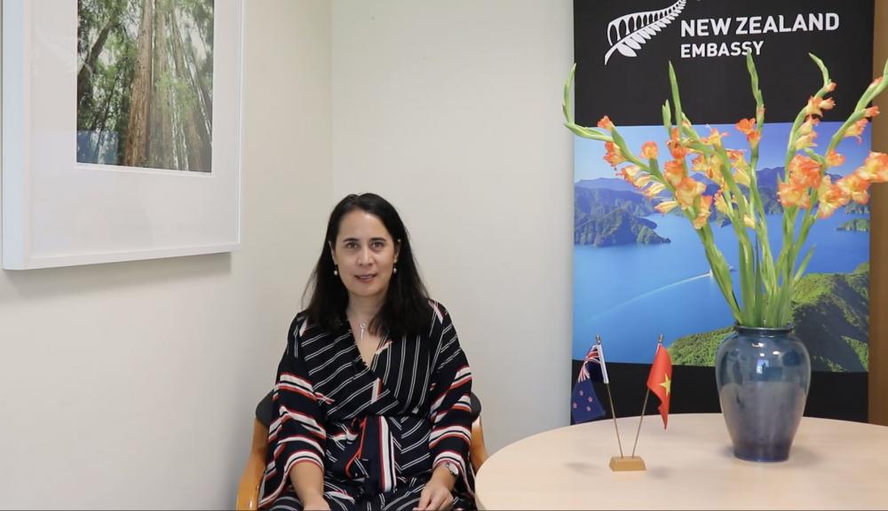 Đại sứ New Zealand tại Việt Nam: Chúng tôi đã giúp hơn 2000 phụ nữ bị ảnh hưởng bởi COVID-19