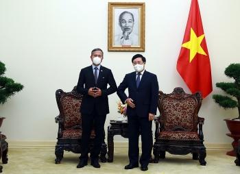 Quan hệ Việt Nam – Singapore đang phát triển thực chất và hiệu quả, tin cậy chính trị cao