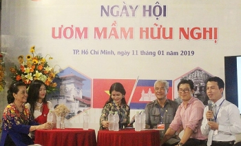 Ươm mầm hữu nghị Việt Nam - Campuchia: lớp trẻ được nuôi dưỡng trong tình hữu nghị