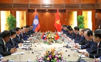 Đại sứ Nguyễn Bá Hùng: Trang mới trong quan hệ hữu nghị vĩ đại, đoàn kết đặc biệt Việt - Lào