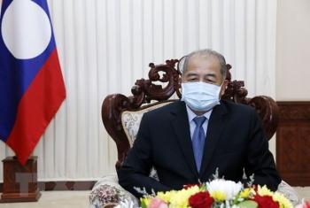 Ủy viên Bộ Chính trị, Phó Thủ tướng Kikeo Khaykhamphithoune: Lào hết sức coi trọng mối quan hệ đặc biệt với Việt Nam
