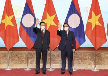 Triển khai xây dựng Công viên Hữu nghị Lào - Việt Nam tại thủ đô Viêng-chăn