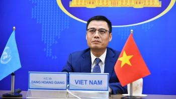 Bảo vệ trẻ em trong xung đột vũ trang luôn là một trong những ưu tiên của Việt Nam