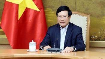 Hoa Kỳ sẽ hợp tác chặt chẽ với Việt Nam để tăng cường quan hệ kinh tế - thương mại - đầu tư