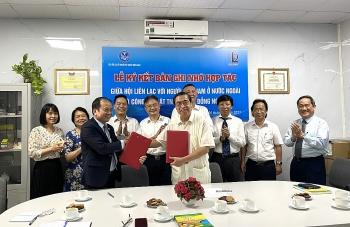 Thành lập Ban hỗ trợ pháp lý – Hội Liên lạc với người Việt Nam ở nước ngoài