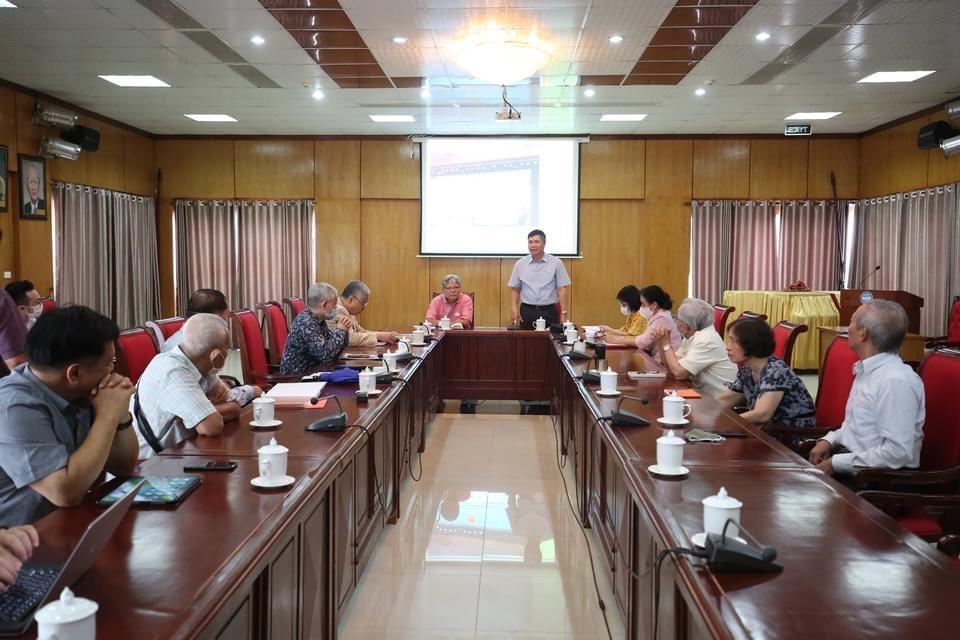 """Quỹ Hoà bình và Phát triển Việt Nam tổ chức Toạ đàm """"Các vấn đề sông Mê Công"""""""