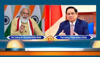 Thủ tướng Phạm Minh Chính đề nghị Ấn Độ hợp tác chuyển giao công nghệ vaccine Covid-19