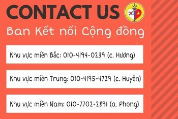 Hội người Việt Nam tại Hàn Quốc ra khuyến cáo đến cộng đồng về tình hình dịch Covid-19