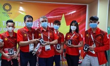 VAIJ cung cấp miễn phí dịch vụ viễn thông cho đoàn thể thao Việt Nam tại Olympic Tokyo 2020