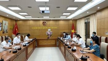 Nhiều hoạt động sẽ được triển khai giữa ALOV và Ủy ban Nhà nước về người Việt Nam ở nước ngoài