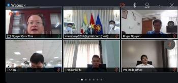 Bệnh viện Bạch Mai tư vấn biện pháp phòng, chống dịch Covid-19 cho người Việt tại Myanmar