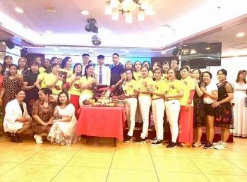 Hội viên Hội đồng hương Phú Thọ tại Macau (Trung Quốc) hân hoan kỷ niệm 5 năm ngày thành lập