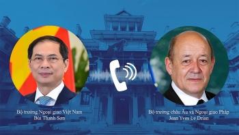 Việt Nam là một đối tác hàng đầu trong chính sách của Pháp hướng tới khu vực Ấn Độ Dương - Thái Bình Dương