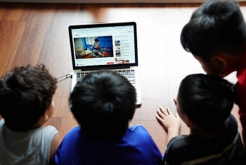 Bảo vệ trẻ em trên môi trường mạng