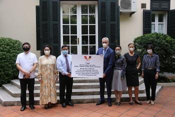 Thủ hiến bang Sachsen (Đức) cảm ơn Hội Hữu nghị Việt Nam - Đức hỗ trợ phòng chống COVID-19