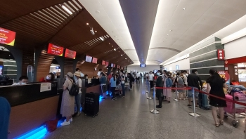 Đưa hơn 870 người Việt từ Úc, Đài Loan, Singapore về nước