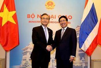 Việt Nam - Thái Lan: Đối tác bền vững hướng tới tương lai thịnh vượng