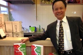 Trần Đình Kiêm - người lặng thầm làm nhịp cầu nối hai ngôn ngữ Việt - Hung
