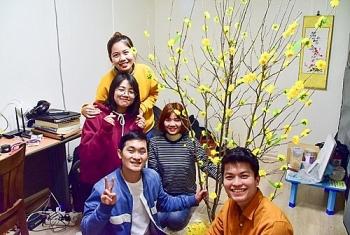 Chi hội Sejong: Nơi tập hợp sinh viên Việt Nam tại Hàn Quốc