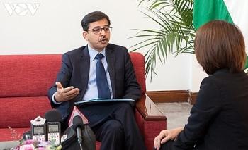 Đại sứ Ấn Độ: Việt Nam luôn thông tin rất minh bạch về COVID-19