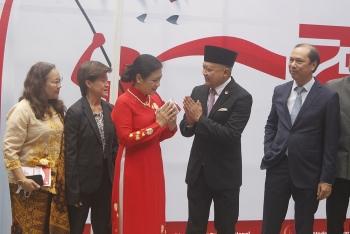 Kỷ niệm 75 năm ngày Quốc khánh nước Cộng hòa Indonesia
