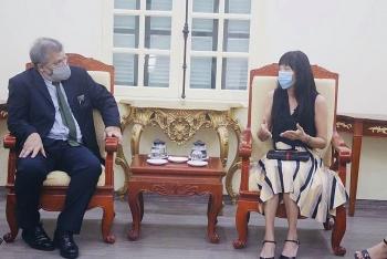 Đại sứ Brazil tại Việt Nam đánh giá cao công tác phòng, chống dịch COVID-19 của Việt Nam