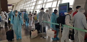 Đưa 520 công dân Việt Nam từ Đài Loan, Hàn Quốc về nước