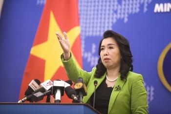 Bộ Ngoại giao Việt Nam đang tiến hành các biện pháp bảo hộ công dân tại Malaysia