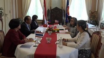 Việt Nam đảm nhiệm Chủ tịch luân phiên Ủy ban ASEAN tại CH Séc