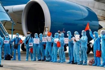 Bảo hộ công dân Việt Nam quyết tâm