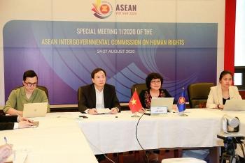 Cuộc họp đặc biệt 1/2020 của Uỷ ban liên Chính phủ ASEAN về Nhân quyền