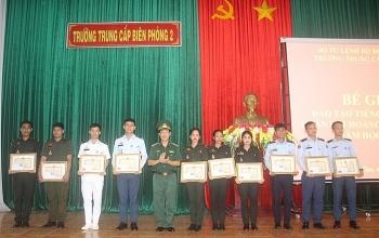 70 học viên Quân đội Hoàng gia Campuchia tốt nghiệp khóa đào tạo tiếng Việt