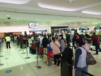 Thêm chuyến bay đưa 340 công dân Việt Nam từ Úc, New Zealand, Tonga về nước