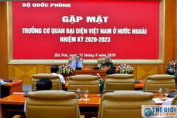 Thượng tướng Nguyễn Chí Vịnh: Hoạt động giao lưu biên giới, đối ngoại nhân dân mang lại hiệu quả
