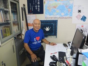Gensuikyo kêu gọi ủng hộ nạn nhân chất độc da cam Việt Nam