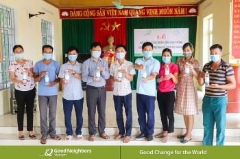 GNI giúp người dân Thanh Hóa thành lập hợp tác xã sản xuất nước uống tinh khiết