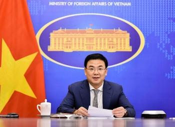 Các nước Trung Đông và Việt Nam: đẩy mạnh phối hợp triển khai các nhóm giải pháp trong 4 lĩnh vực ưu tiên
