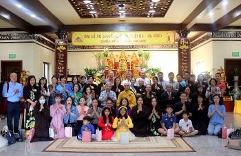 Cộng đồng người Việt Nam tại Ba Lan long trọng tổ chức Đại lễ Vu Lan
