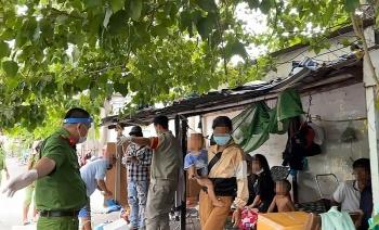 Hỗ trợ khẩn cấp nơi ở cho người lang thang, cơ nhỡ, người không có chỗ ở tạm thời trong dịch COVID-19