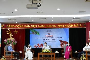 Thế hệ trẻ Việt Nam ở hơn 20 quốc gia, vùng lãnh thổ chia sẻ về cội nguồn, tình yêu đất nước