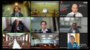40 bác sỹ kiều bào Hoa Kỳ hỗ trợ tư vấn từ xa cho F0 tại Đồng Nai và Tiền Giang